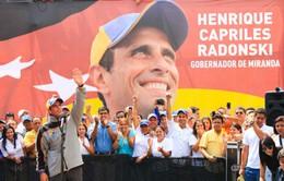 Venezuela: Phe đối lập bác kết quả bầu cử Tổng thống