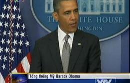 Tổng thống Mỹ: Đánh bom tại Boston là hành động khủng bố