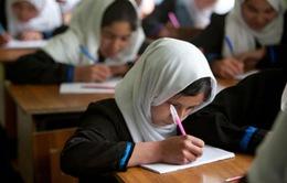 Hơn 70 nữ sinh bị đầu độc tại Afghanistan
