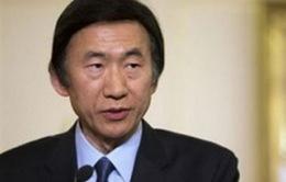 Ngoại trưởng Hàn Quốc hủy chuyến thăm đến Nhật Bản