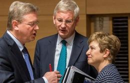 EU dỡ bỏ cấm vận Syria và Myanmar