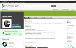 Sâu Android có thể cài lén mã độc lên PC