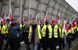 Đức: Nhân viên hàng không Lufthansa đình công lớn