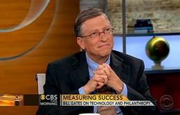 Bill Gates: 'Microsoft đã sai lầm trong mảng di động'
