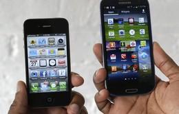 Apple và Samsung bị 'tuýt còi' vì kiện nhiều