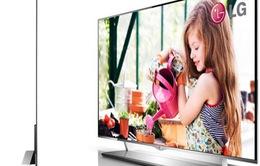 LG 'chi đậm' cho dây chuyền sản xuất TV OLED mới