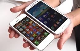 iPhone ổn định gấp ba lần smartphone Samsung