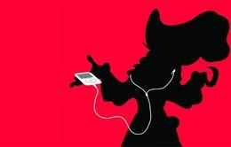 Xu hướng tải nhạc lậu giảm trong năm 2012