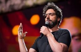 Đồng sáng lập Google chê màn hình cảm ứng