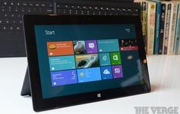 Microsoft: 'Surface Pro không phải máy tính bảng'