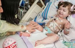 Bệnh nhi đầu tiên ghép khí quản từ tế bào gốc
