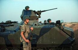 Đụng độ tại biên giới Syria và Thổ Nhĩ Kỳ