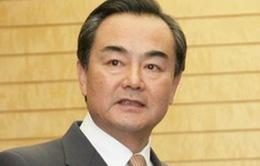 Ngoại trưởng Trung Quốc hội đàm TTK ASEAN Lê Lương Minh