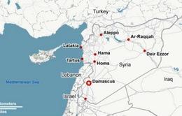 Israel xác nhận không kích Syria