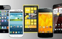 Điện thoại thông minh có thể thay thế dụng cụ y tế