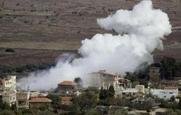 Thế giới phản đối Israel không kích Syria