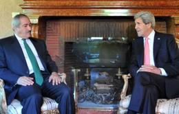 Mỹ tìm cách thành lập Chính phủ chuyển tiếp tại Syria