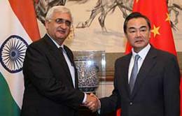 Ấn Độ - Trung Quốc giải quyết tranh chấp lãnh thổ