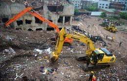 Số nạn nhân trong vụ sập nhà tại Bangladesh tăng thêm