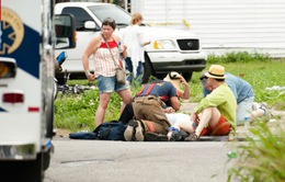 Vụ xả súng ở Mỹ, 20 người bị bắn