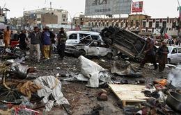Đánh bom nhà Tổng thanh tra cảnh sát tại Pakistan