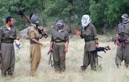 Iraq phản đối lực lượng PKK vào nước này