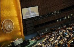 Đại hội đồng LHQ thông qua Nghị quyết về Syria
