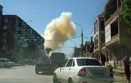 Đánh bom kép tại Dagestan, 28 người thương vong