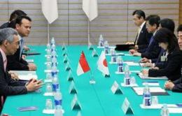 Thủ tướng Singapore thăm Nhật Bản