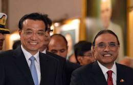 Trung Quốc tăng cường quan hệ với Pakistan
