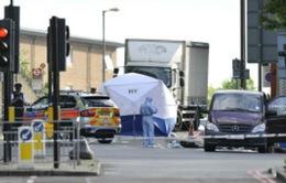 Tấn công khủng bố tại Thủ đô London