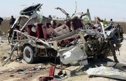 Đánh bom đẫm máu tại Pakistan, hơn 30 người thương vong