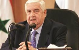 Chính phủ Syria nhất trí tham dự Hội nghị hòa bình
