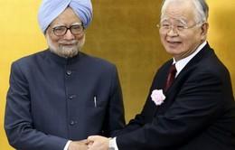 Ấn Độ - Nhật Bản tăng cường hợp tác an ninh hàng hải