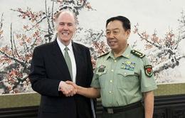 Quân ủy Trung Quốc tiếp cố vấn an ninh quốc gia Mỹ