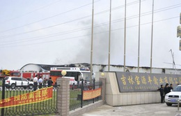 Trung Quốc: Cháy nhà máy chế biến gia cầm, 119 người thiệt mạng