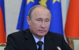 Nga khẳng định chưa chuyển tên lửa S-300 cho Syria