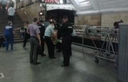 Hai vụ hỏa hoạn tại hệ thống tàu điện ngầm ở Moscow