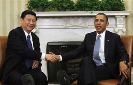 Chủ tịch Trung Quốc thăm Mỹ