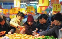Trung Quốc: CPI giảm trong tháng 5