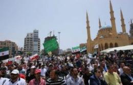 Người biểu tình bị bắn chết ngoài ĐSQ Iran ở Lebanon