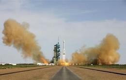 Trung Quốc phóng thành công tàu vũ trụ Thần Châu 10