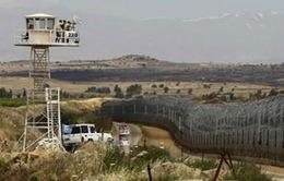 Áo rút quân khỏi Cao nguyên Golan