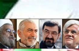 Iran bắt đầu bầu cử Tổng thống