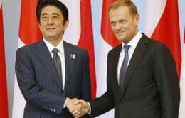 Thủ tướng Nhật Bản thăm Ba Lan
