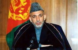 Afghanistan bắt đầu tự đảm nhiệm an ninh