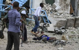 Văn phòng LHQ ở Somalia bị đánh bom, 15 người chết