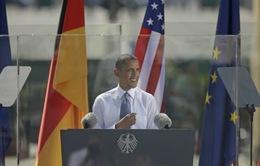 Tổng thống Obama kêu gọi cắt giảm vũ khí hạt nhân chiến lược