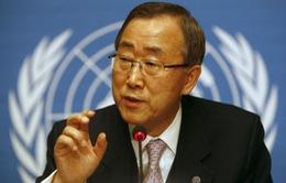 Tổng thư ký LHQ kêu gọi đối thoại liên Triều