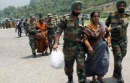 Công tác cứu hộ tại Ấn Độ gặp khó khăn